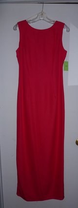 New Red Evening Gown, Formal Gown, Prom Dress - Size 12 in Spring, Texas