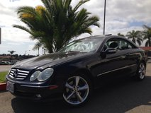 2004 Mercedes Benz CLK320 in Fort Irwin, California