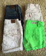 Girls Denim Shorts-Size 10/12 in Chicago, Illinois