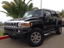2006 Hummer H3 4x4 in Oceanside, California