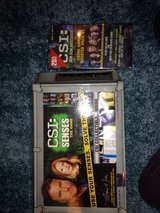 CSI board game & booster pack #1 in Yorkville, Illinois