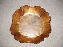 COPPER FLUTED BOWL in Barstow, California