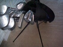 Dunlop- GolfsET with bag in Ramstein, Germany