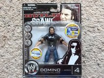 WWE Build-n-Brawl Domino Figure in Camp Lejeune, North Carolina