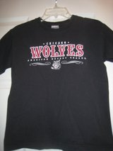 Boys Size Youth L CHICAGO WOLVES hockey s/s Shirt in Chicago, Illinois