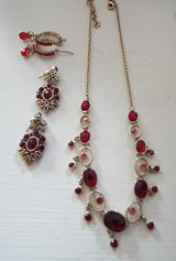 Lovely Necklace & Earrings Set in Camp Lejeune, North Carolina