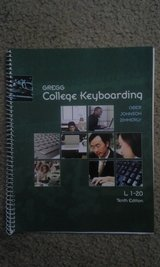 College Keyboarding (CD included) in Camp Lejeune, North Carolina