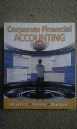 Corporate Financial Accounting in Camp Lejeune, North Carolina