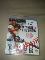 MLB 12 the show in Joliet, Illinois