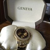 Brand new Geneva watch for women in Fort Knox, Kentucky