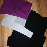 3 turtleneck sweaters and 1 long sleeve in Alamogordo, New Mexico