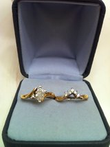 Wedding Ring Set in Bartlett, Illinois