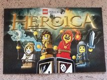 LEGO Heroica Poster in Camp Lejeune, North Carolina