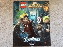 LEGO Super Heroes Poster in Camp Lejeune, North Carolina
