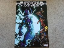 Marvels The Ultimates Poster in Camp Lejeune, North Carolina