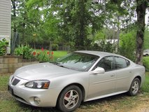 2004 Pontiac Grand Prix in Fort Polk, Louisiana