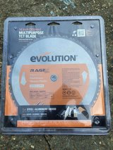 Chop Saw blade(reduced) in Leesville, Louisiana