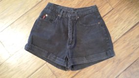 L.E.I. Cuffed Shorts, Black in Kingwood, Texas