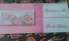 Mother's Day coupon books in Biloxi, Mississippi