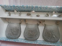 Box of 3 decorative hanging glass jar in Cleveland, Texas