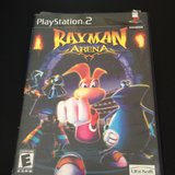 Playstation 2 Rayman Arena Game in Naperville, Illinois