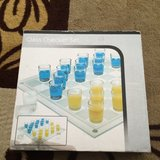 Awesome Glass Checker Set in Shorewood, Illinois