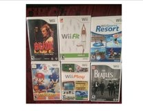 WII GAMES in Tacoma, Washington