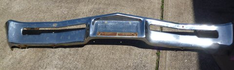 65 El Camino/Chevelle used bumpers front and rear in Fort Campbell, Kentucky