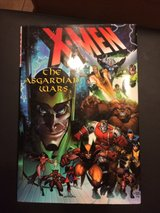 Marvel X-Men The Asgardian Wars Book in Sugar Grove, Illinois