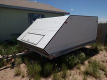 R&R enclosed atv/snowmobile trailer in Alamogordo, New Mexico