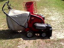 8HP Troy-Bilt chipper/vac in Beaufort, South Carolina