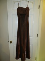 Beautiful Copper Colored Prom Dress Ball Gown in Camp Lejeune, North Carolina