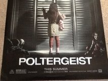 Poltergeist Movie Poster in Camp Lejeune, North Carolina
