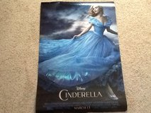 Disney's Cinderella Poster in Camp Lejeune, North Carolina