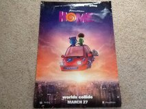 Dreamworks HOME Poster in Camp Lejeune, North Carolina