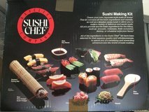 Sushi making kit in Okinawa, Japan