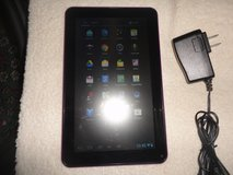 NOBIS 9 inch tablet used  Purple screen is perfect in Fort Campbell, Kentucky