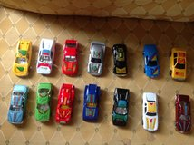 Toy cars in Plainfield, Illinois