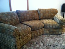 2 Custom Made Couches/Sofa in Naperville, Illinois