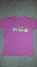 Desperate housewife in training tshirt in Plainfield, Illinois