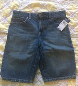 Ralph Lauren boys jean shorts brand new with tags size 12 in Ramstein, Germany