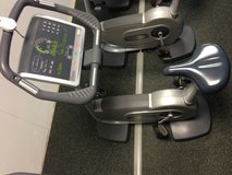 Technogym Excite 700 LED Upright Bike Profigerät Heimtrainer Fitness Studio in Ramstein, Germany