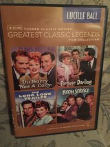 Lucille Ball greatest classic movie collection set of 4 DVDs in Fort Bliss, Texas