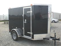 2016 5x8 Enclosed trailer in Goldsboro, North Carolina