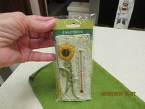 Decorative Wall Thermometer - New In Pkg. in Houston, Texas
