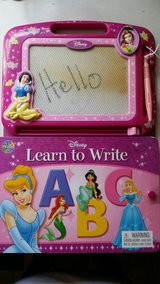 Learn to Write ABC in Fort Lewis, Washington
