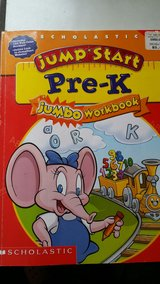 Pre K  workbook in Tacoma, Washington