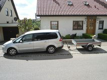 Transporting with a Car Trailer in Stuttgart, GE