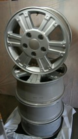 "18"" Alloy 5 Hole Rims*** LIKE NEW** in DeRidder, Louisiana"