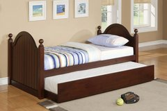 """BIG SALE """" TWIN TRUNDLE BEDS WITH MATTRESS $299 in Riverside, California"""
